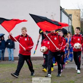 LKS Ślesin - KKS Kalisz 0:2 (fot.Henryk Zajfert)
