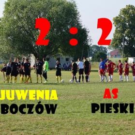 As Pieski - Juwenia Boczów