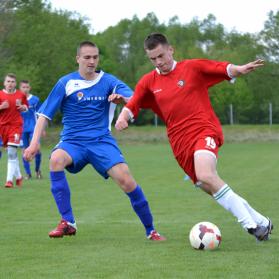 Juniorzy młodsi 3:0 Hetman Zamość (09.05.2015)