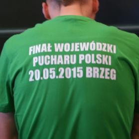 FINAŁ PUCHARU POLSKI: LZS KUP - OKS ODRA OPOLE