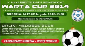 Warta Cup 2014 w Międzychodzie