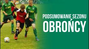 Obrońcy: Podsumowanie sezonu 2014/15
