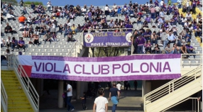 "Fiorentina ""VIOLA"" gościnnie w...  Otmicach!"
