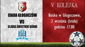 5 kolejka: ISKRA Głg vs. Clavia Ś.G.
