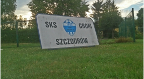 Węgrów ograł A-klasowy Grom Szczodrów
