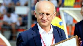 Miesiąc w 1 lidze podsumowuje prezes Zdzisław Sarnicki