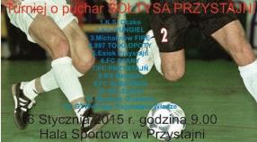 Turniej o puchar Sołtysa!!!