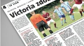 Gazeta Olsztyńska o meczu z Polonią