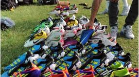 III targ sprzętu sportowego w sobotę 2 maja – zapraszamy na zakup lub wymianę używanych butów!