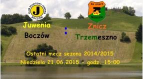 Ostatni mecz sezonu 2014/2015