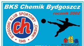 Turniej rocznika 2003 Chemik Cup 2003 Bydgoszcz