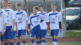 Seniorzy: Wygrana z Juniorami Wisły Puławy