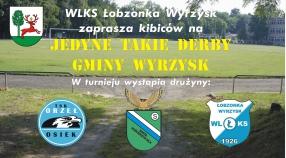 Derby Gminy Wyrzysk - TURNIEJ!