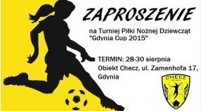 Zaproszenie na Gdynia Cup 2015!