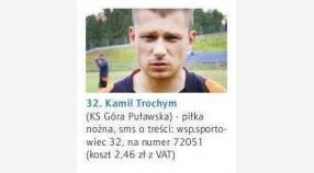 Głosujemy na naszego zawodnika w plebiscycie Wspólnoty Puławskiej