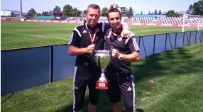 Trener Józefovii medalistą Mistrzostw Polski