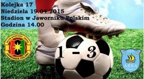 Mecz z Albigową !!!