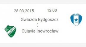 14. kolejka ligowa - sobota 28.03. godz. 12