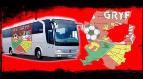 Trasa autobusu na turniej