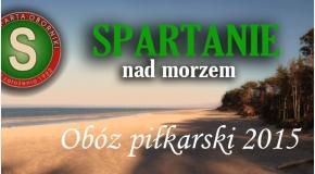 Obóz Piłkarski 2015 !!!