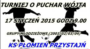 Turniej grup młodzieżowych(2001/02/03/04)
