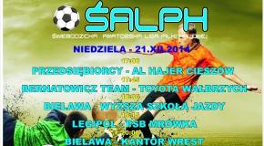 Inauguracja Świebodzickiej Amatorskiej Ligi Piłki Halowej 2014/2015!!!!