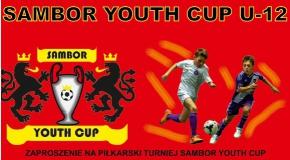 Wygrana rocznika 2003 w SAMBOR YOUTH CUP U-12