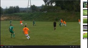 Video z meczu przeciwko LZS Ostaszów