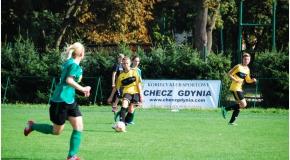 Zdjęcia z meczu: Checz Gdynia - Lechia Gdańsk