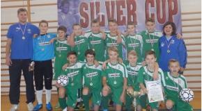 Orliki Myślenice zwycięskie w ogólnopolskim turnieju Silver Cup 2014!