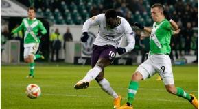 Wolfsburg przegrywa z Evertonem