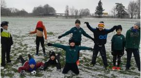 Obóz zimowy w Gryfowie Śl. za nami