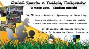 Dzień Sportu z Tulisią Tuliszków