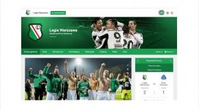 Zobacz oficjalny profil Legii Warszawa na Futbolowo.pl