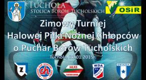 UWAGA - Turniej w Tucholi