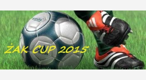 Turniej Żak Cup 2015 !!!