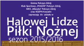 Halowa Ligi Piłki Nożnej - sezon 2015/2016