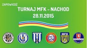 Turnaj MFK w Nachodzie (28.11.2015)