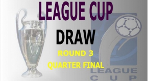 League Cup rozlosowany !!