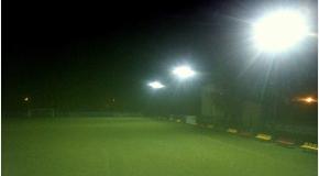 Sparing przy światłach... Kamieniec, Piątek 19.00