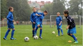 Orliki: Drugie miejsce w Szprotawie