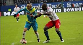 Hamburger SV 0:2 1.FC Köln