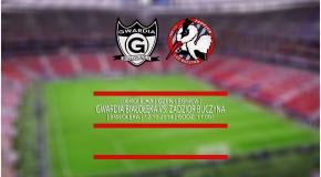LIGA | Gwardia Białołęka vs. Zadzior Buczyna (12.10.2014, g. 11.00)