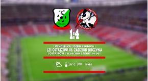 LIGA | LZS Ostaszów vs. Zadzior Buczyna 1-4 (0-1) - Pewne zwycięstwo!