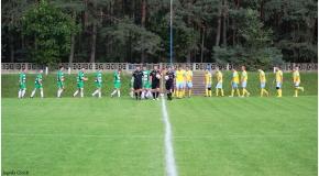 """I KOLEJKA: KS """"Płomień"""" Przystajń- Zieloni Zborowskie 1-2(1-0)"""