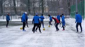 Treningi w okresie zimowym