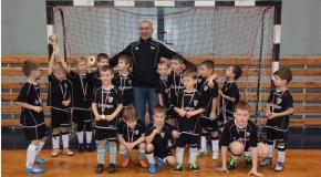 III miejsce rocznika 2007 w turnieju Portowiec Cup 31.01.2015