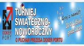 Turniej Świąteczno-Noworoczny - Szczecin