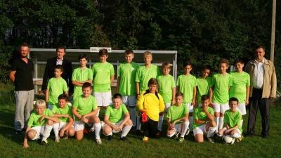 Szkółka piłkarska - treningi