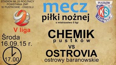 Chemik - Ostrovia